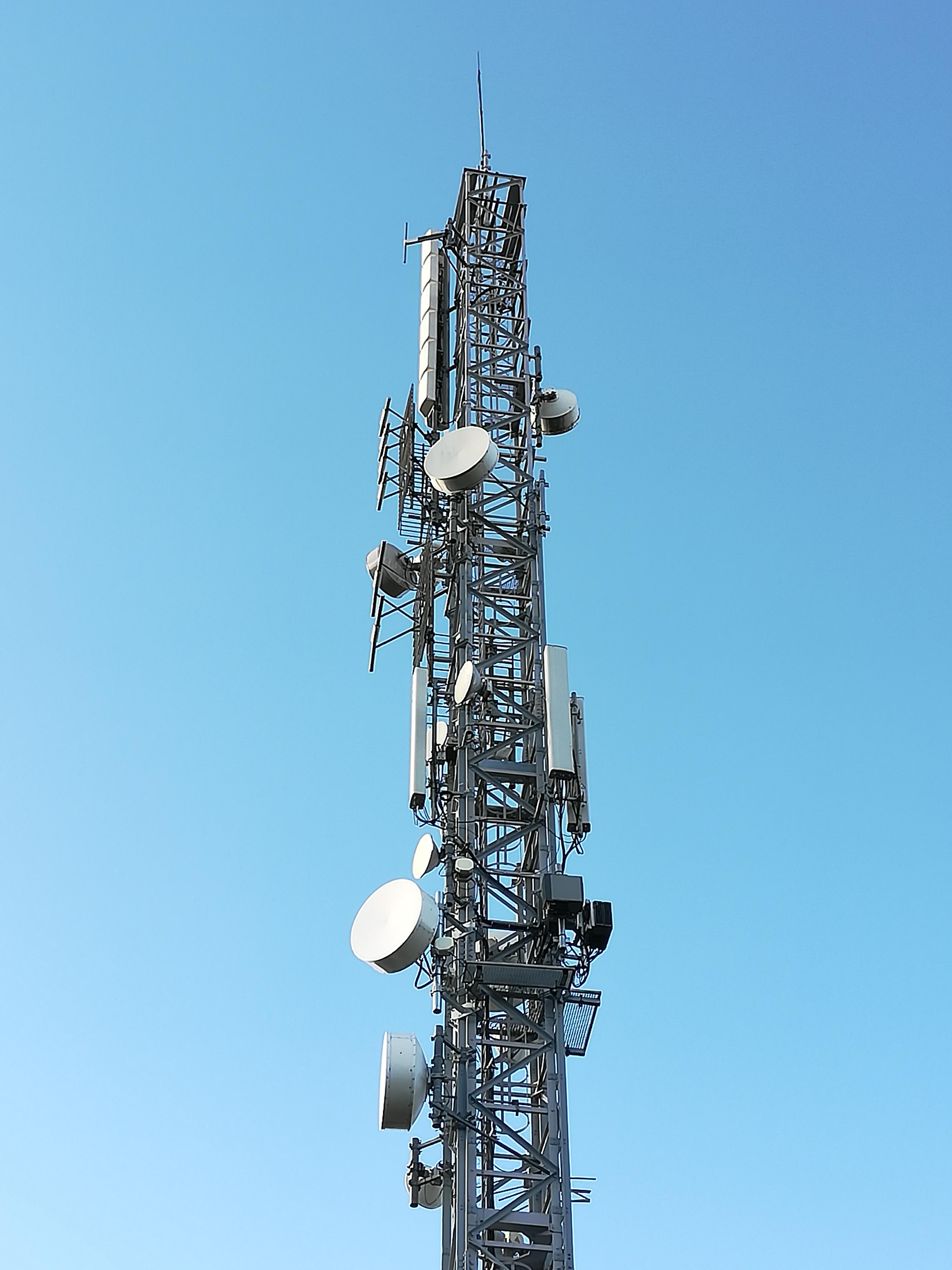 Antenne relais 4G - FH - TV - FM