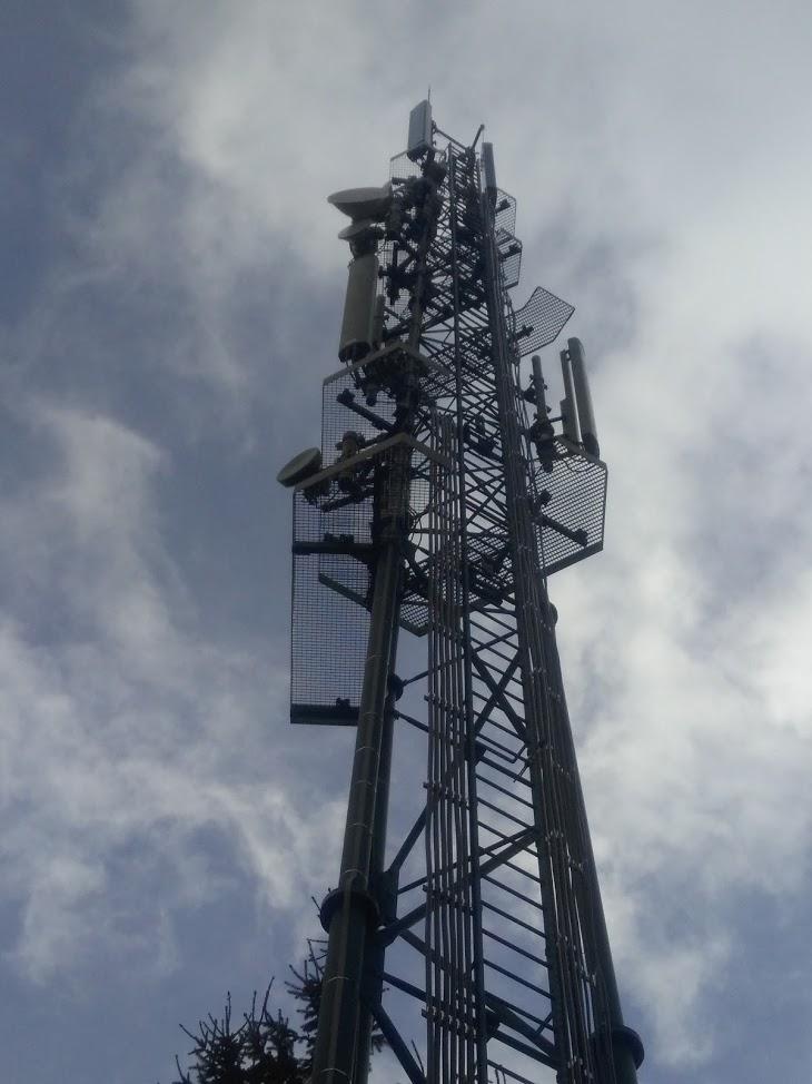 Antenne relais - Faisceau Hertzien & PMR