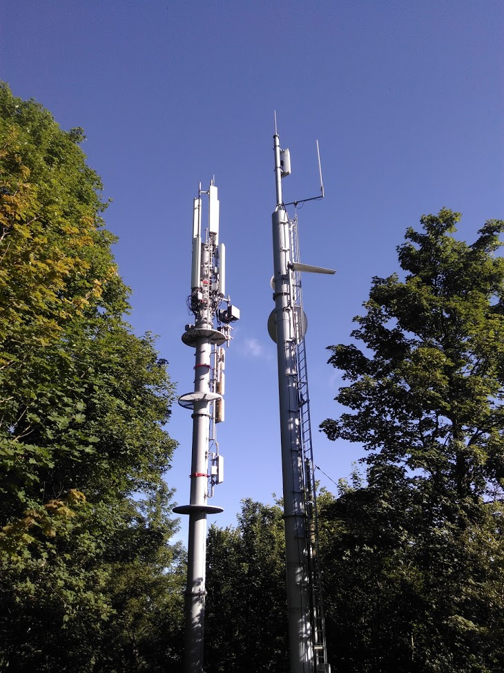 Antenne relais - GSM / TV / FH