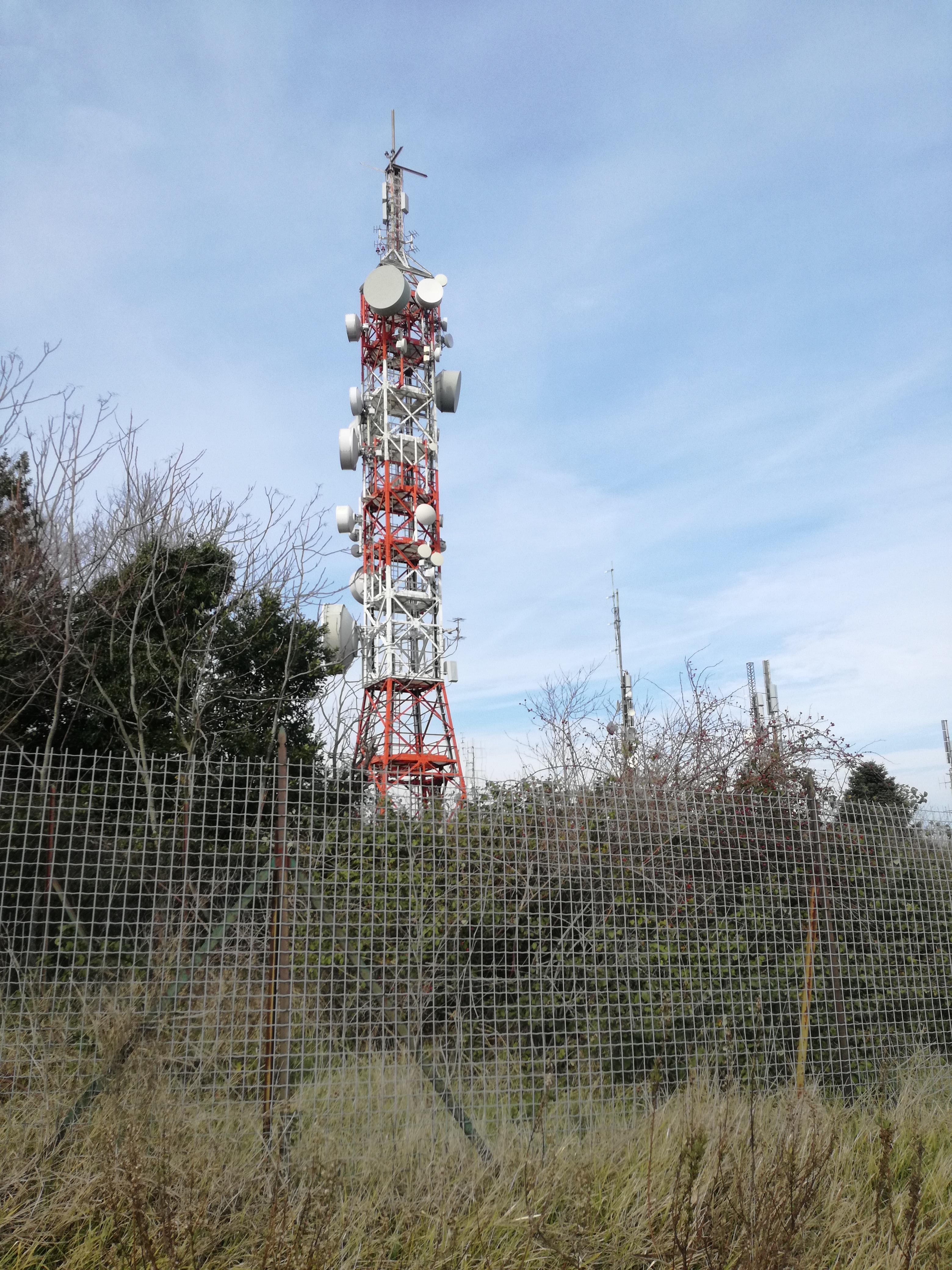 Italie - Antennes relais (Ancône)